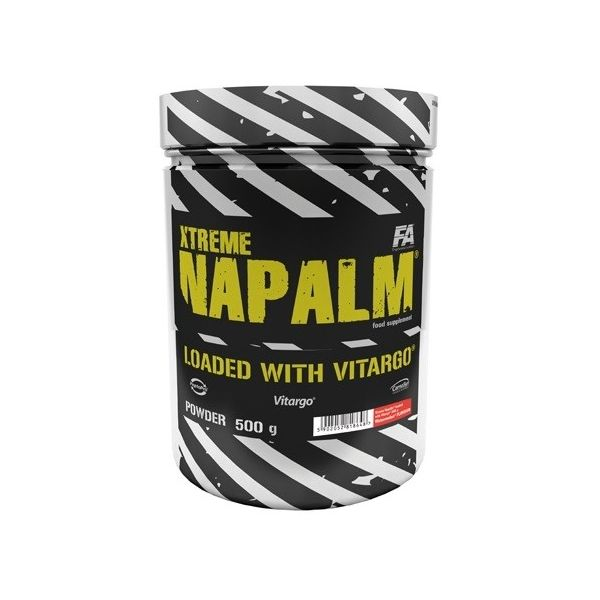 FITNESS AUTHORITY Xtreme Napalm 1kg