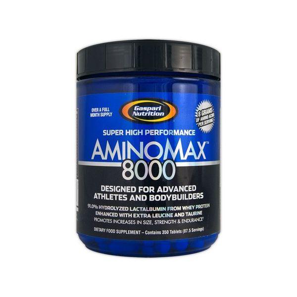 GASPARI AminoMax 8000 350 tab.