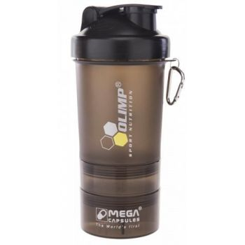 OLIMP Smart Shaker Black Label 400+200 ml