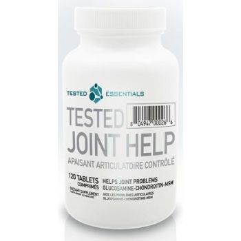 TESTED NUTRITION Joint Help 120 tab.