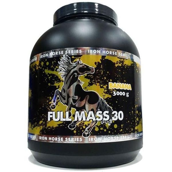 IRON HORSE Full Mass 30 3000g