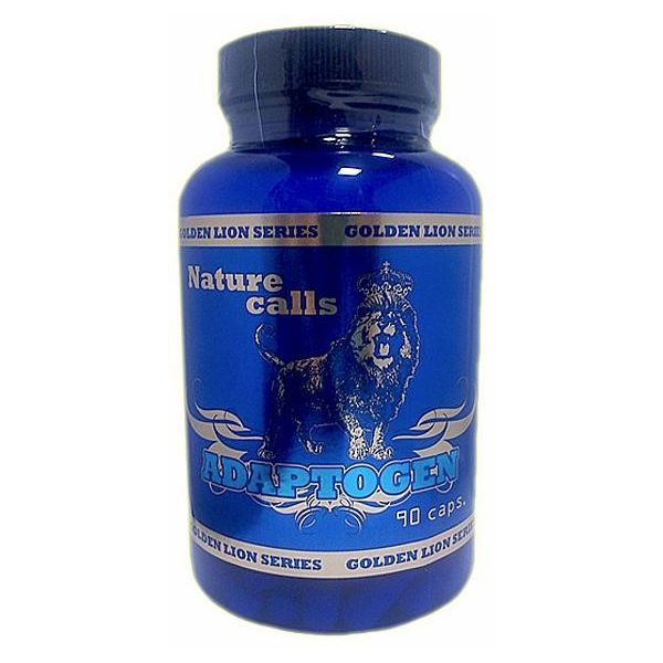 GOLDEN LION Adaptogen 90 kap.
