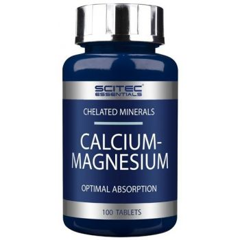 SCITEC Calcium - Magnesium 100 tab.
