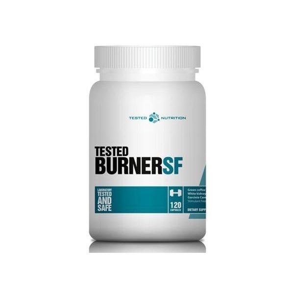 TESTED NUTRITION Burner SF 120 kap.