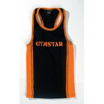 GymStar Tank Top Big Stripe