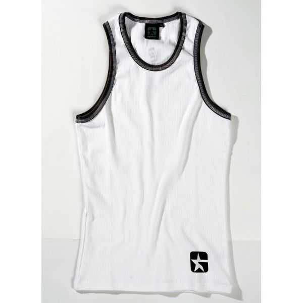GymStar Tank Top Whiteout
