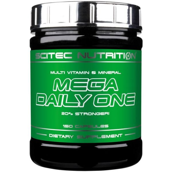 SCITEC Mega Daily One 120 kap.