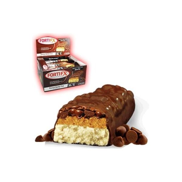 FORTIFX Triple Layer Bar 95g