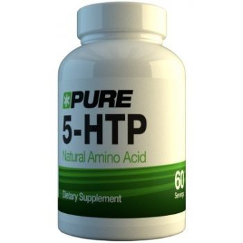 PURE 5-HTP 60 kap. 200mg