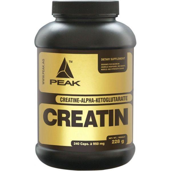 PEAK Creatin-AKG 240 kap.