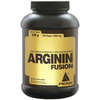 PEAK Arginin Fusion 240 kap.