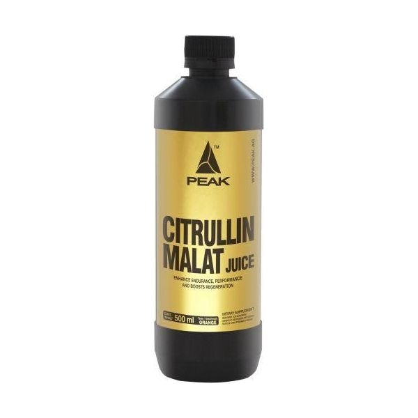 PEAK Citrullin Malat Juice 500 ml