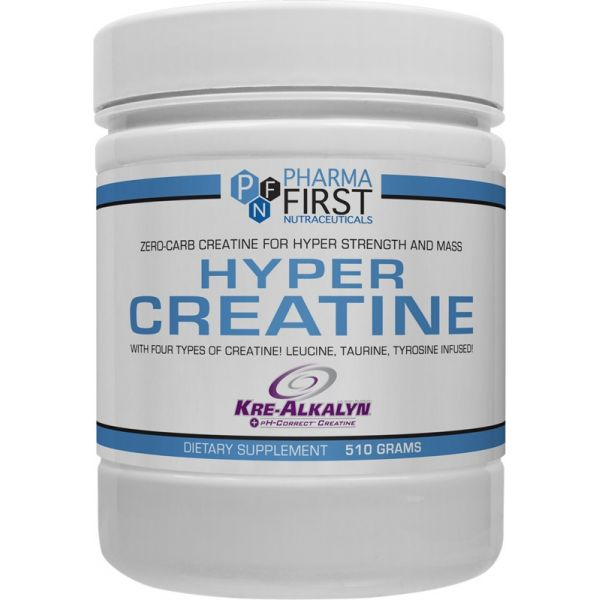 PHARMA FIRST Hyper Creatine 510g
