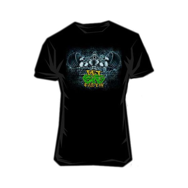 SCITEC T-Shirt Get Big Fast