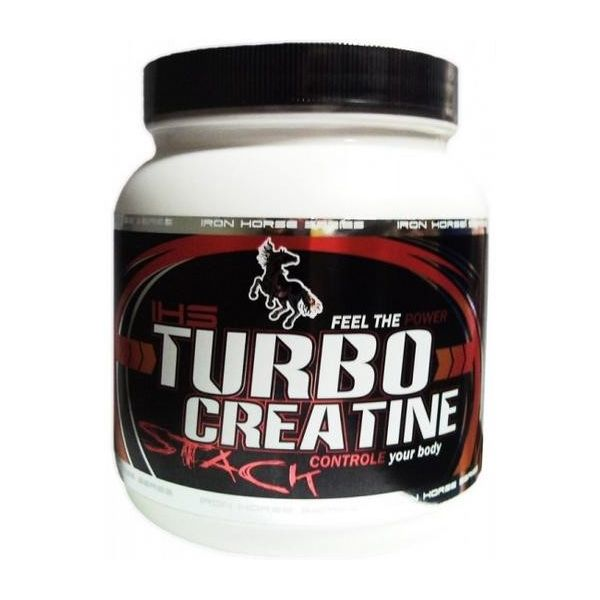 IRON HORSE Turbo Creatine 600g