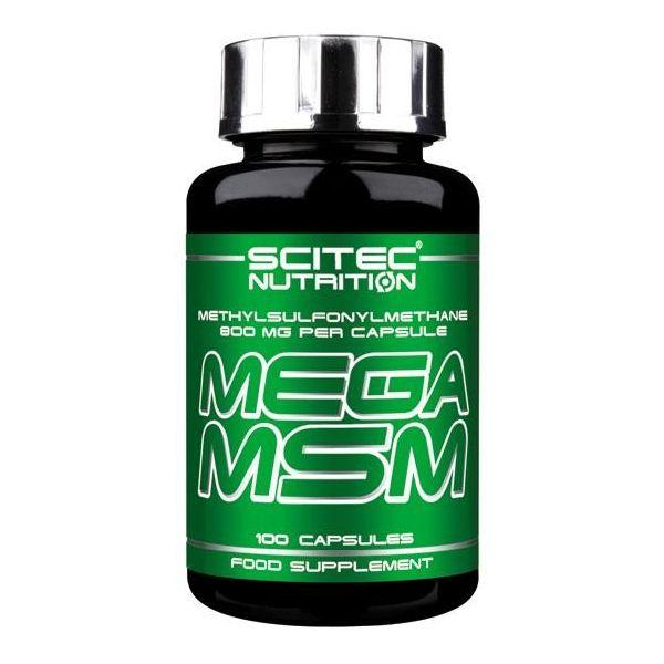 SCITEC Mega MSM 100 kap.