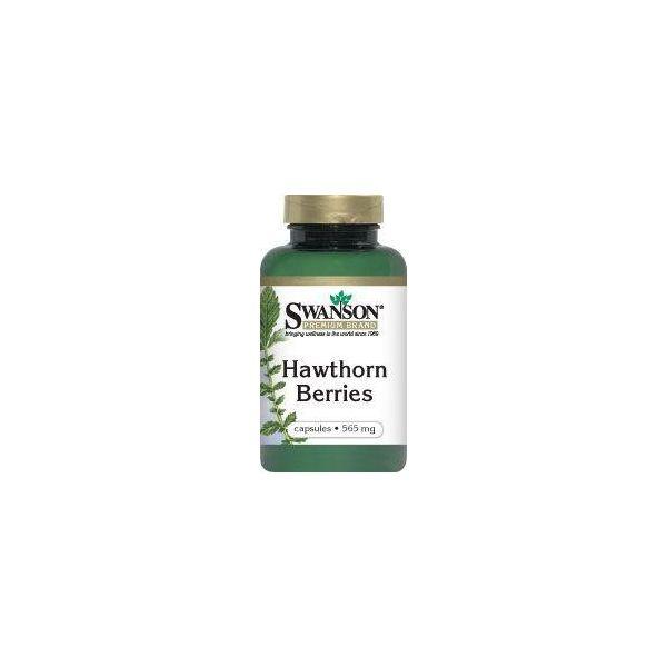 SWANSON Hawthorn Berries 250 kap.