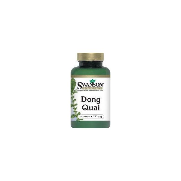SWANSON Dong Quai 100 kap.