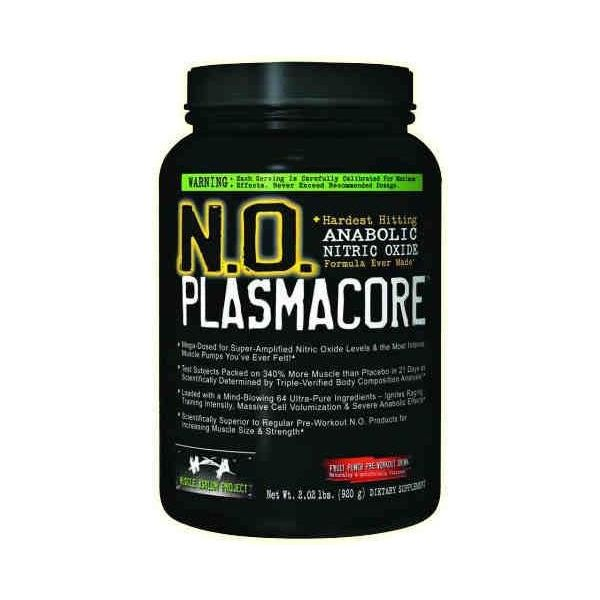MUSCLE ASYLUM PROJECT NO Plasmacore 916g
