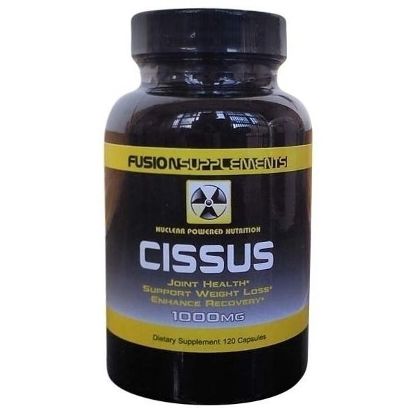 FUSION SUPPLEMENTS Cissus 120 kap.
