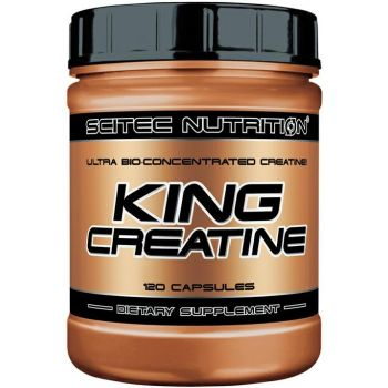 SCITEC King Creatine 120 kap.
