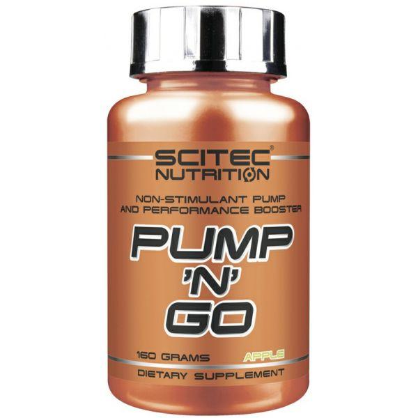 SCITEC Pump'n'Go 160g