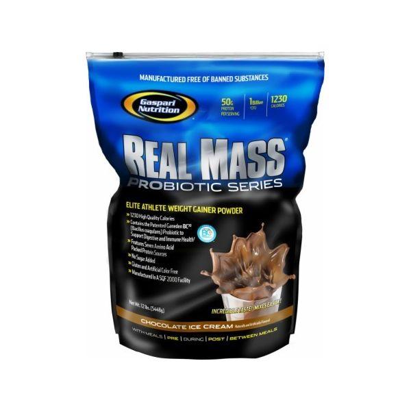 GASPARI Real Mass Probiotic Series 5450g