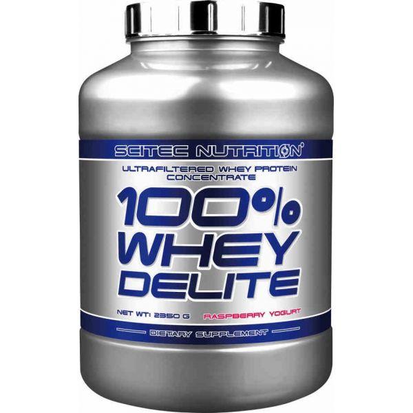SCITEC 100% Whey Delite 2350g