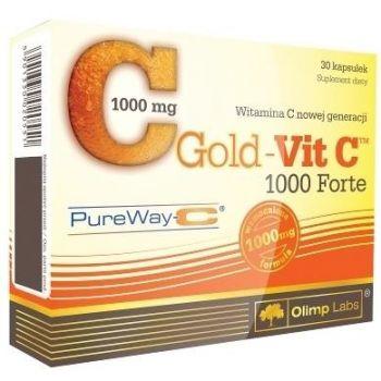 OLIMP Gold Vit-C 1000 forte 30 kap.