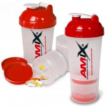 AMIX Smart Shaker 600ml + Pill Box