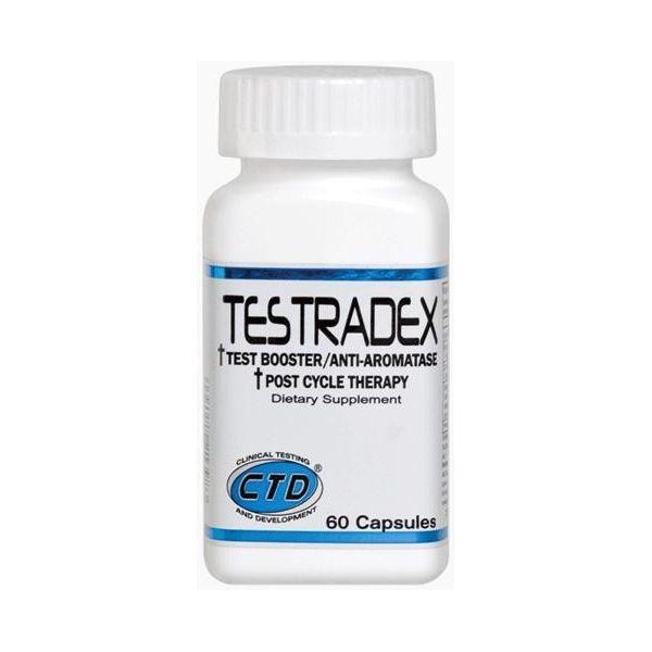 CTD Testradex 60 kap.