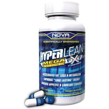 NOVA BODY SCIENCE HyperLean FX7 60 kap.