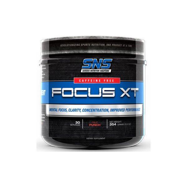 SNS Focus XT Caffeine Free 354g