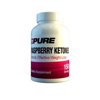 PURE Raspberry Ketones 150 kap. Ketony Malin