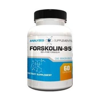 ANALYZED SUPPLEMENTS Forskolin-95 60 kap.
