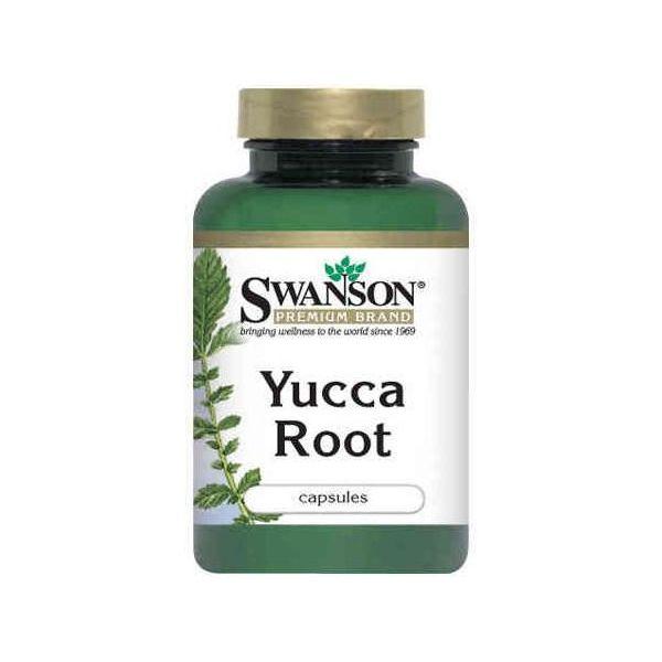SWANSON Yucca Root 100 kap.