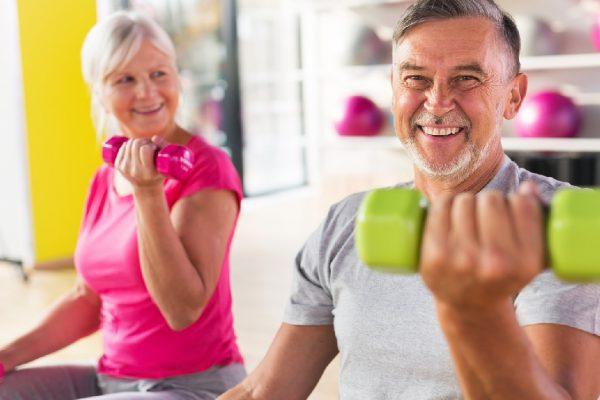 Treningi dla seniora