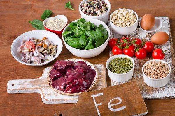 Dieta dla czerwonych krwinek