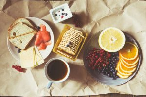 Dieta podczas podróży
