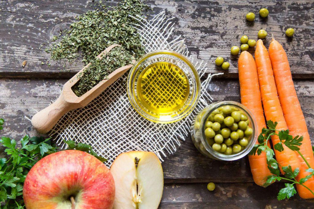Produkty wspierające metabolizm