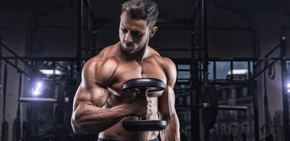 Wskazówki techniczne przy treningu bicepsów