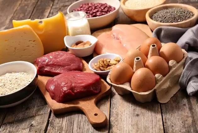 Dieta tłuszczowa - produkty zalecane