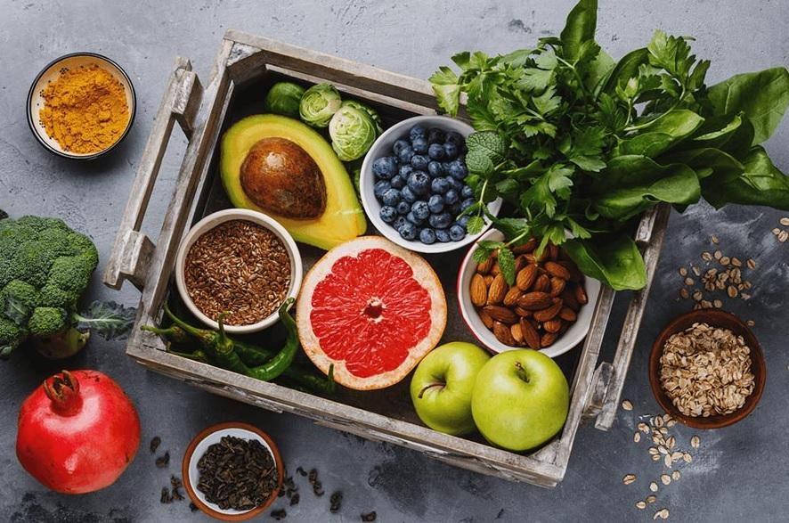 Produkty spożywcze zawierające witaminą A (retinolidy)