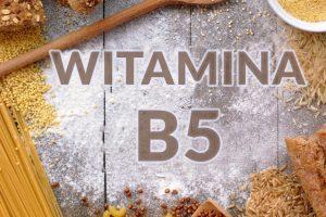 Witamina B5 (kwas pantotenowy) - opis, działanie, występowanie, źródła