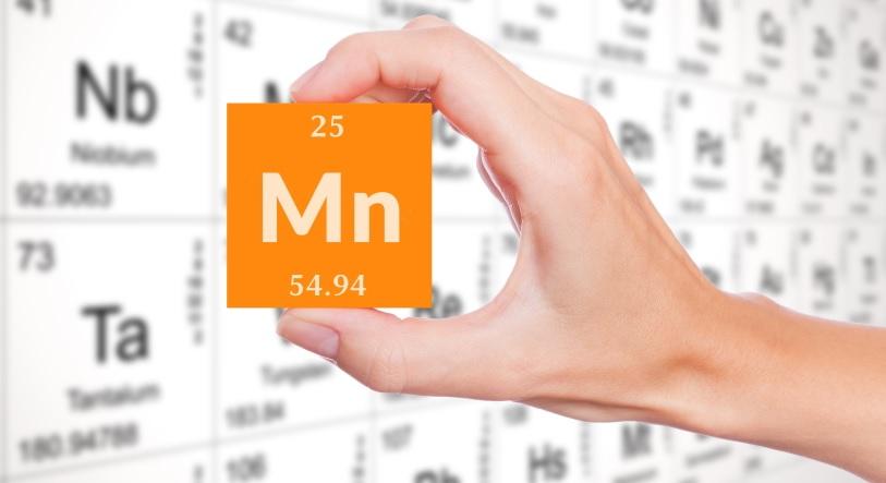 Niedobór manganu