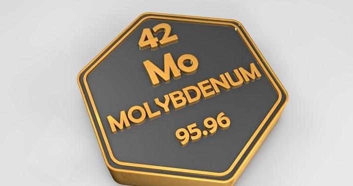 Molibden - wpływ na organizm