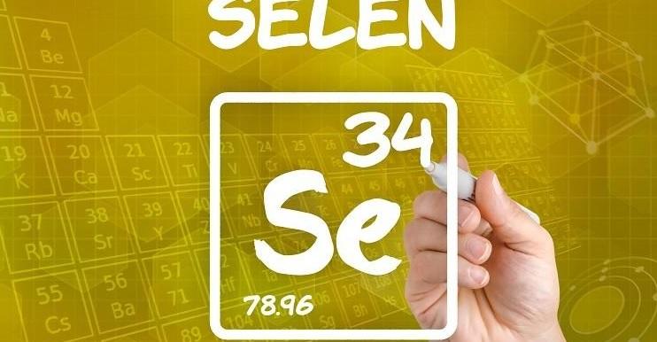 Selen - wpływ na organizm