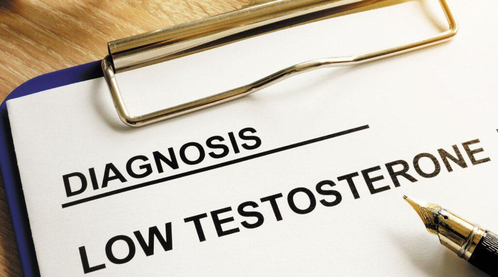Niski testosteron a młody wiek