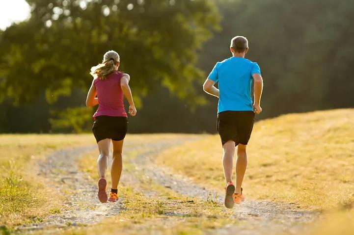 Bieganie - wpływ na organizm