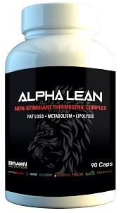 Alpha Lean - najbardziej skuteczny spalacz tłuszcz bez stymulantów